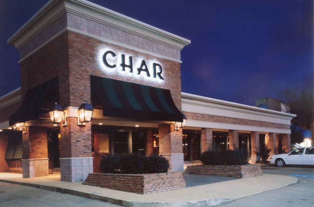 Char Restaurant – Jackson, MS